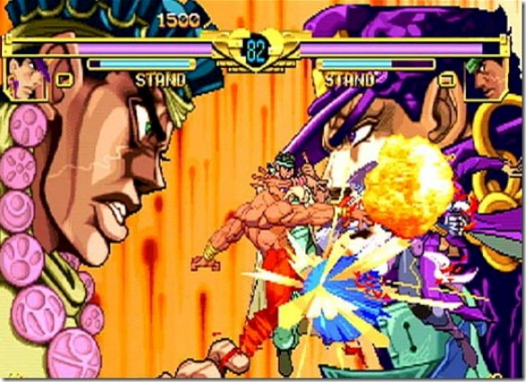 JoJo's Bizarre Adventure HD Gamesblog.it
