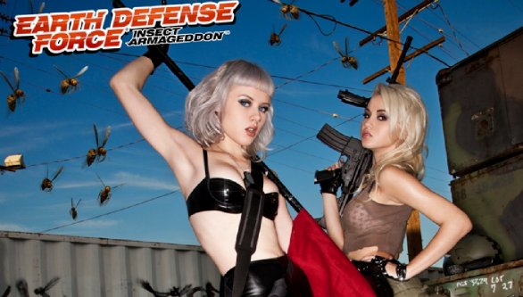 Earth Defense Force: Insect Armageddon - Booth Babes - galleria immagini