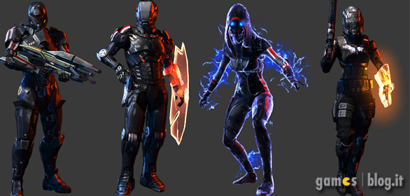 Mass Effect 3: DLC \\