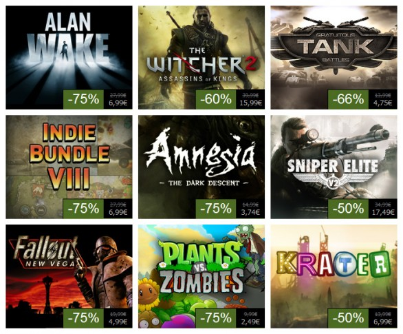 Steam Summer Sale Day 8