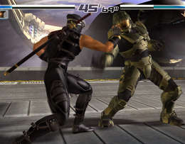 Halo Dead or Alive 4