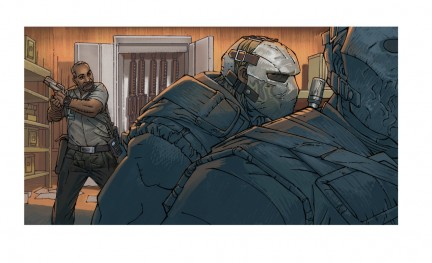 Army of Two: The 40th Day - nuovi artwork