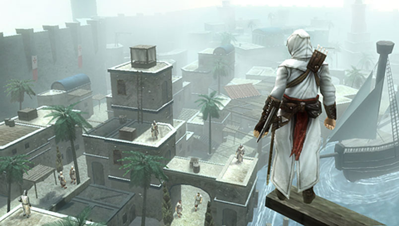Assassin's Creed: Bloodlines - prime immagini
