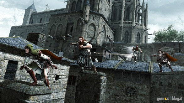 Assassin's Creed: Brotherhood - Animus Project Update 1.0