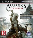 Assassin\\\'s Creed III: boxart versione PlayStation 3