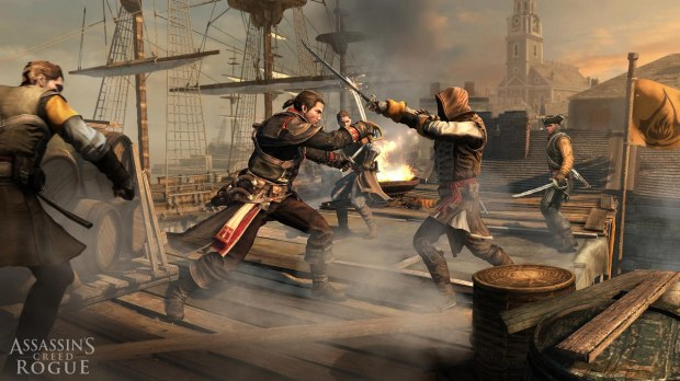 Assassin's Creed Rogue: galleria immagini