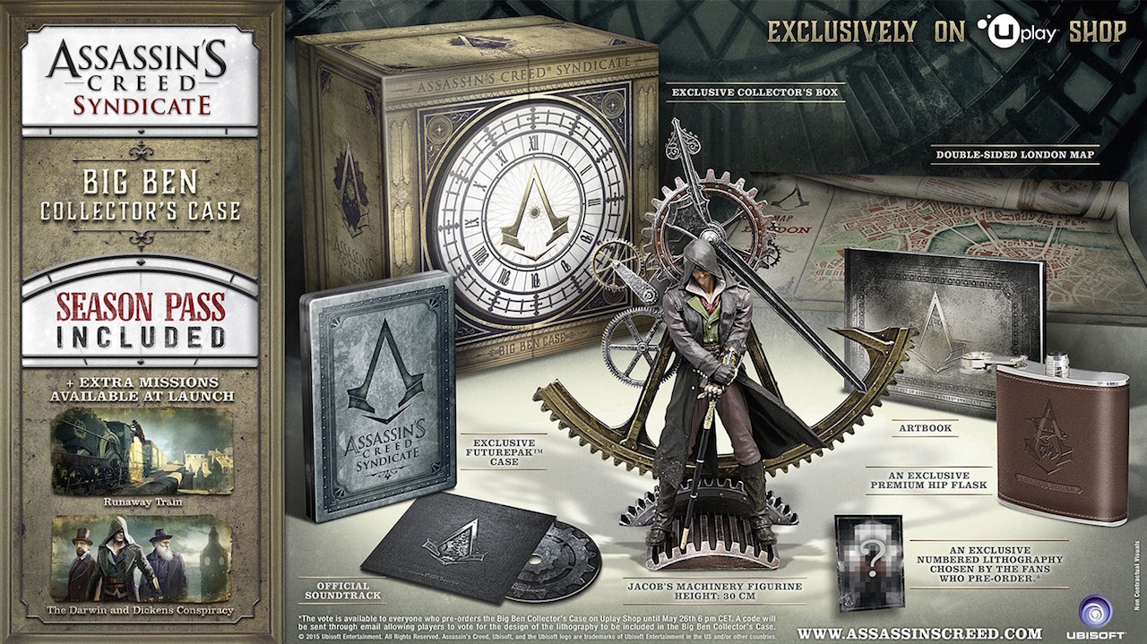 Assassin's Creed: Syndicate - Big Ben Edition