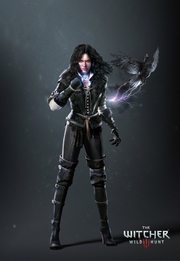 The Witcher 3 Wild Hunt Yennefer
