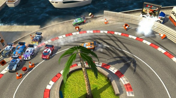 Bang Bang Racing: nuovi screenshot per l\'arcade di guida