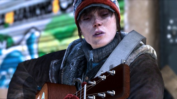 Beyond: Two Souls - galleria immagini