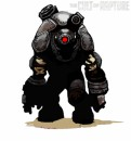 BioShock 2: il primo Big Daddy