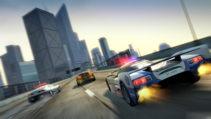 Burnout Paradise: Cops and Robbers - prime immagini
