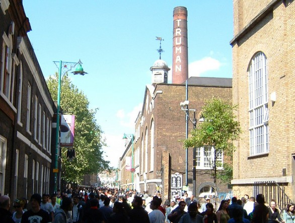 Old Truman Brewery