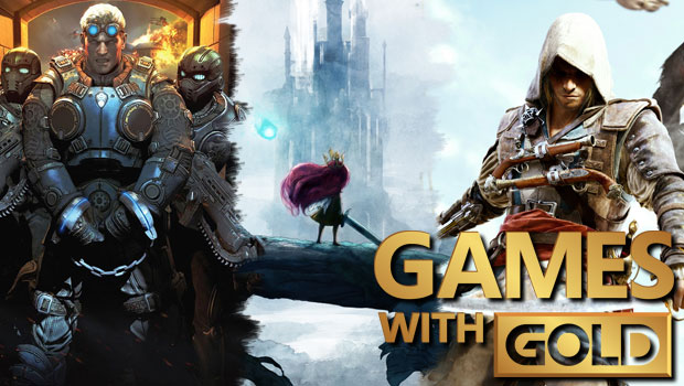 Games With Gold aprile 2015