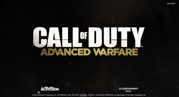 Ecco le prime immagini di Call of Duty: Advanced Warfare