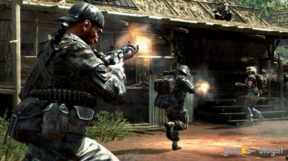 Call of Duty: Black Ops - immagini comparative PC-X360-PS3