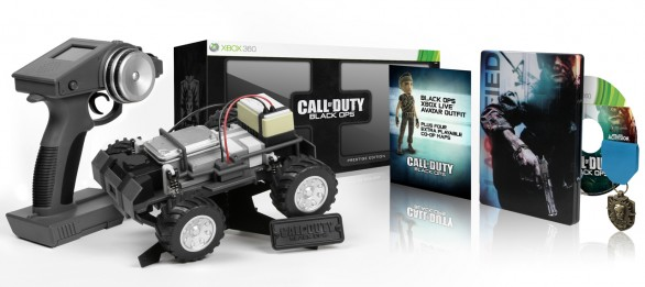 Call of Duty: Black Ops preorder
