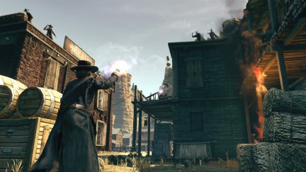 Call of Juarez: Bound in Blood