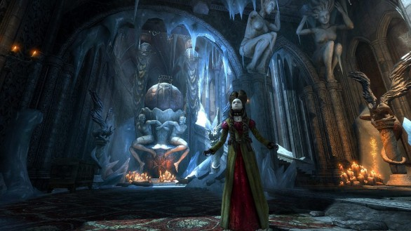 Castelvania: Lords of Shadow - il DLC Riverie in immagini