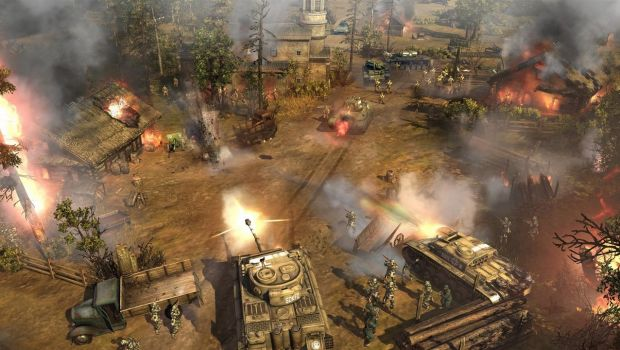 Company of Heroes 2: Theater of War - galleria immagini
