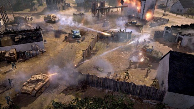 Company of Heroes 2: The Western Front Armies - galleria immagini