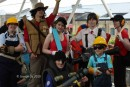 Cosplay all'MCM Expo 2010
