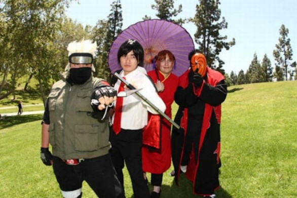 Cosplay in California