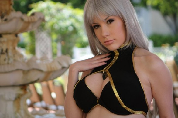 Cosplay Selvaria Bles (Valkyria Chronicles)