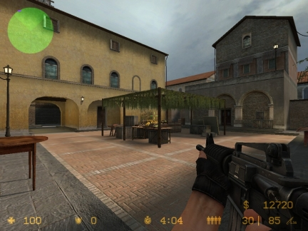Counter Strike: Source Marketplace