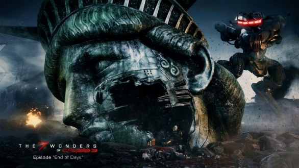 Crysis 3: End of Days - galleria immagini