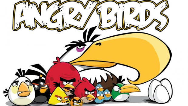 Foto Angry Birds