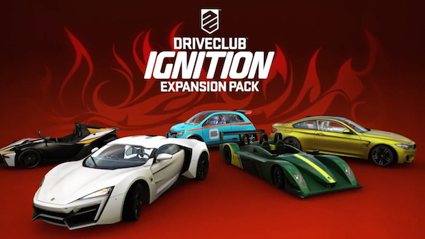 Driveclub, il trailer del DLC gratuito Ignition