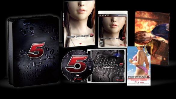 Dead or Alive 5 Collector\\\'s Edition