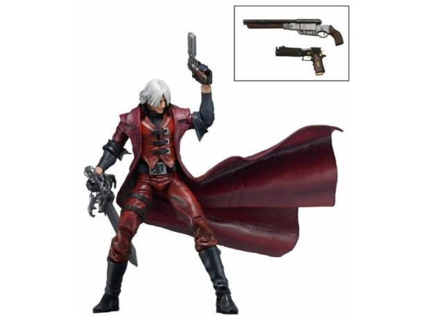 Devil May Cry: la nuova action figure di Dante