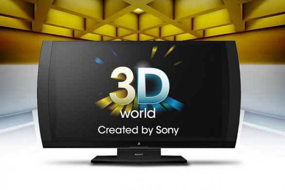 PlayStation: il Display 3D in arrivo a novembre