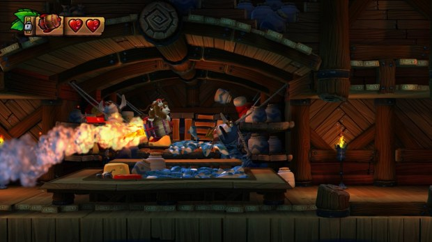 Donkey Kong Country: Tropical Freeze - galleria immagini