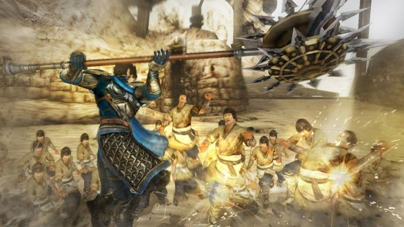 Dynasty Warriors 8: galleria immagini