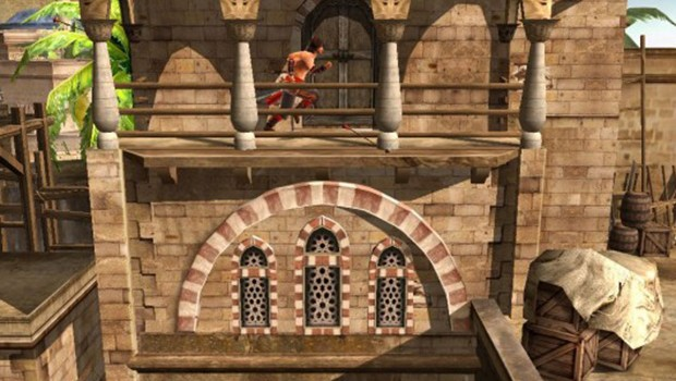 Prince of Persia The Shadown and The Flame