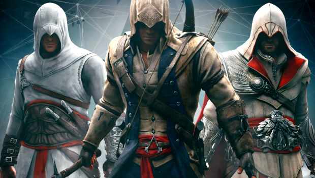 Assassin's Creed Heritage Collection (4)