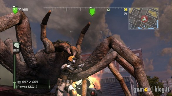 Earth Defense Force: Insect Armageddon - galleria immagini