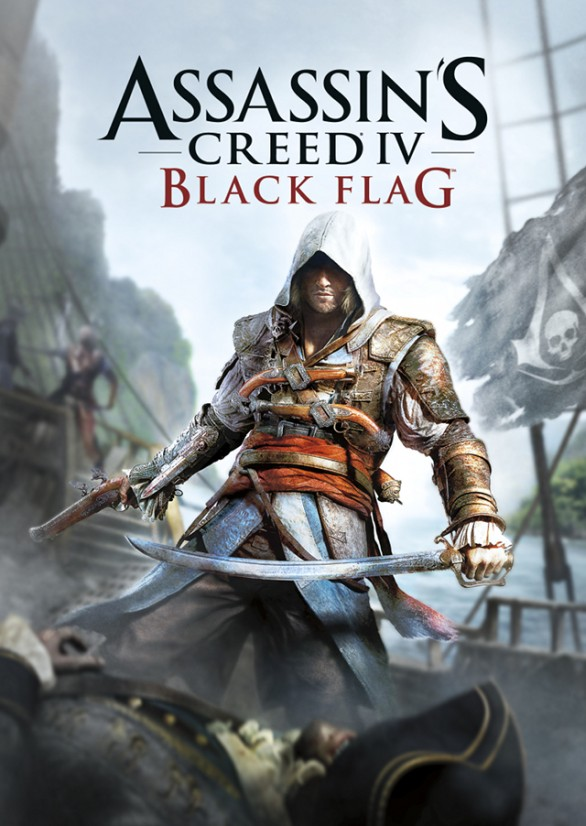 Assassin's Creed IV copertina