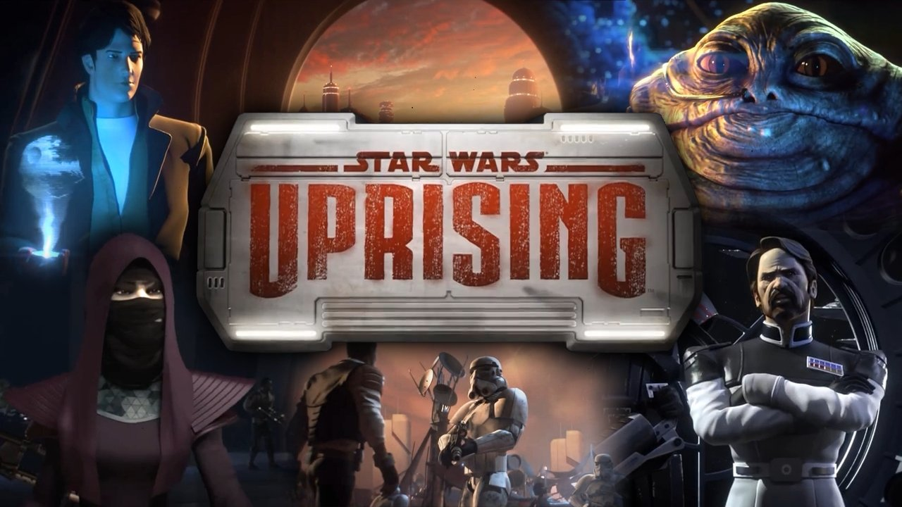 Trailer - Star Wars: Uprising for Android, iPhone/iPad