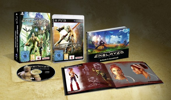 Enslaved - Collector's Edition