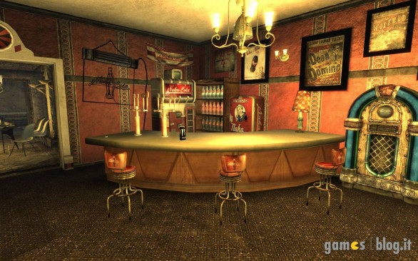 Fallout: New Vegas - mod Red Rock Ranch - galleria immagini