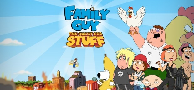 Family Guy: The Quest for Stuff per iOS e Android