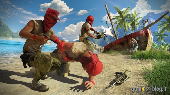 Far Cry 3: multiplayer - galleria immagini