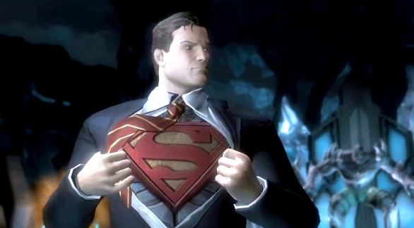 Injustice-superman
