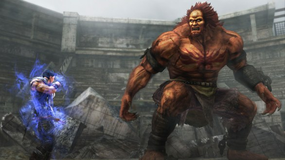 Fist of the North Star: Ken's Rage 2 - nuove immagini