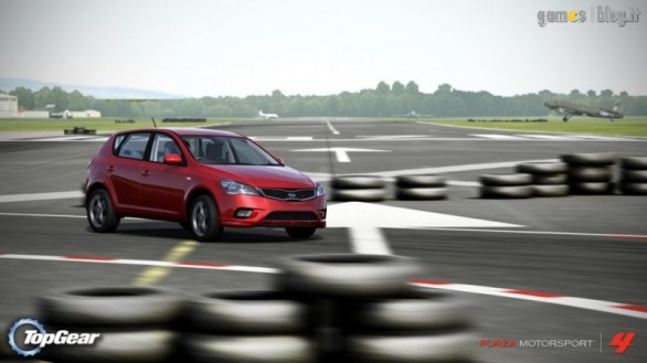 Forza Motorsport 4: Top Gear test track - galleria immagini