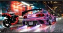 Primi concept art di Need for Speed: Out of the Law